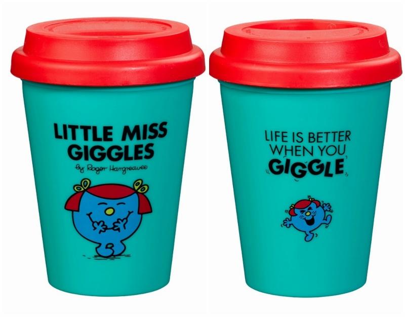 Giggles Mug Mr Little Green Cup Men Miss Travel j345RLA